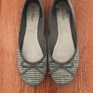 Kelly and Katie Dress Flats- used, great condition